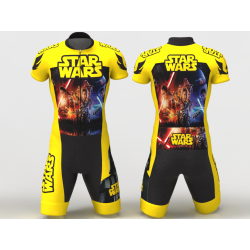 Star wars skating suit