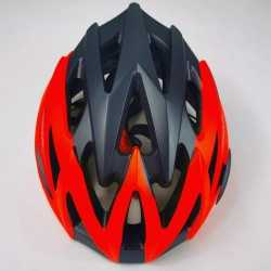 Helmet GW Mantis Black Red Skating and Cycling