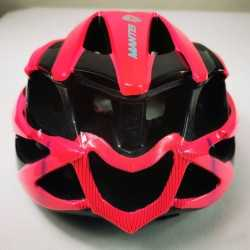 Helmet GW Mantis Fuchsia Neon Skating and Cycling