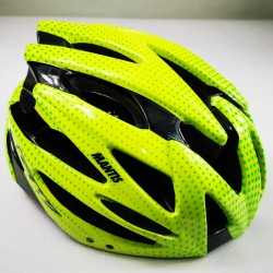 Helmet GW Mantis Green Electric Skating and Cycling