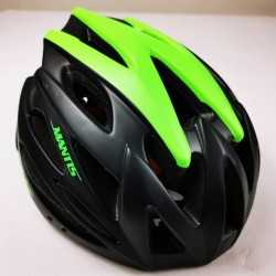 Helmet GW Mantis Green Neon Black Skating and Cycling