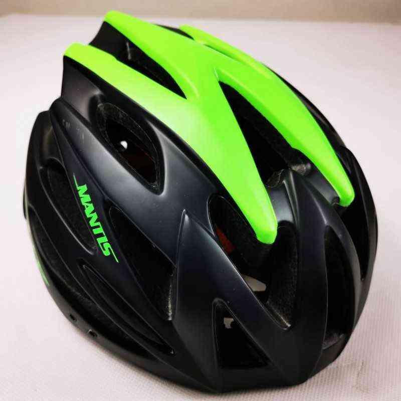 Helmet GW Mantis Green Neon Black Skating and Cycling