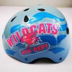 Helmet WildCats For Roller Derby