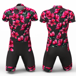 Red Blossom Red Blossom Cycling Suit for women girl men boys