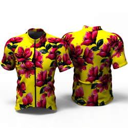 RED BLOSSOM yersey Jersey for women men