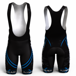 Panther blue Cycling Shorts for men and women