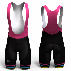Stripes Cycling Shorts for women and men