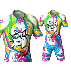 Unicorn skating suit