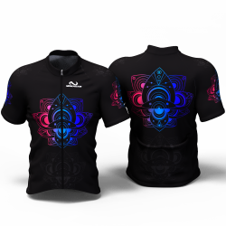 MANDALA Cycling Jersey women and men