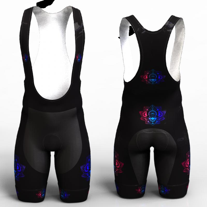 MANDALA  Cycling Shorts for women and men