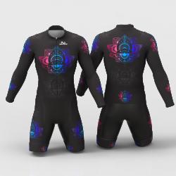 mandala skating suit for boys, girls, men, women