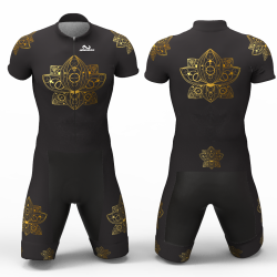 mandala GOLD skating suit for boys, girls, men, women