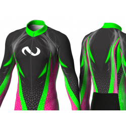 vision skating suit for men and women