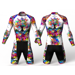 Magic inline skating suit