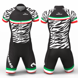 ZEBRA skating suit, beautiful stylish design for boys, girls, men and women