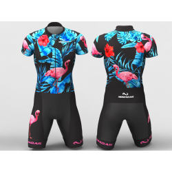 Flamenco inline skating suit for women men, boys and girls