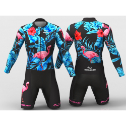 Flamenco inline skating suit for women men, boys and girls, kids