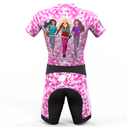 Barbie skating suit for girls