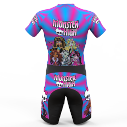 Monster high skating suit