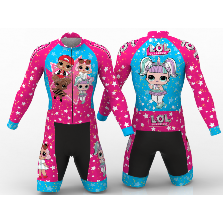 lol surprise inline skating outfit, now you can wear your favorite dolls in your girls skating suit
