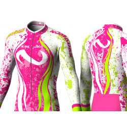 Girl power skating suit,Show all your power with this beautiful design for girls and women