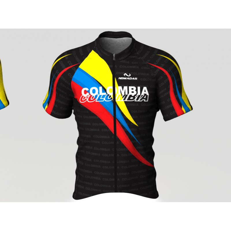 Colombia Olimpic Team Cycling Jersey