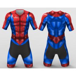 lycra para patinaje para niñas niños hombres mujeres green Hombre araña spiderman