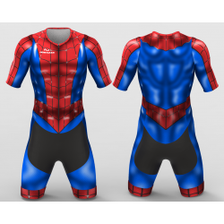 Spiderman skating suit