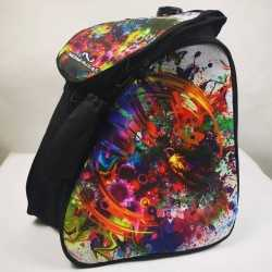 Magic padded skating backpack for girls, women, men, kids