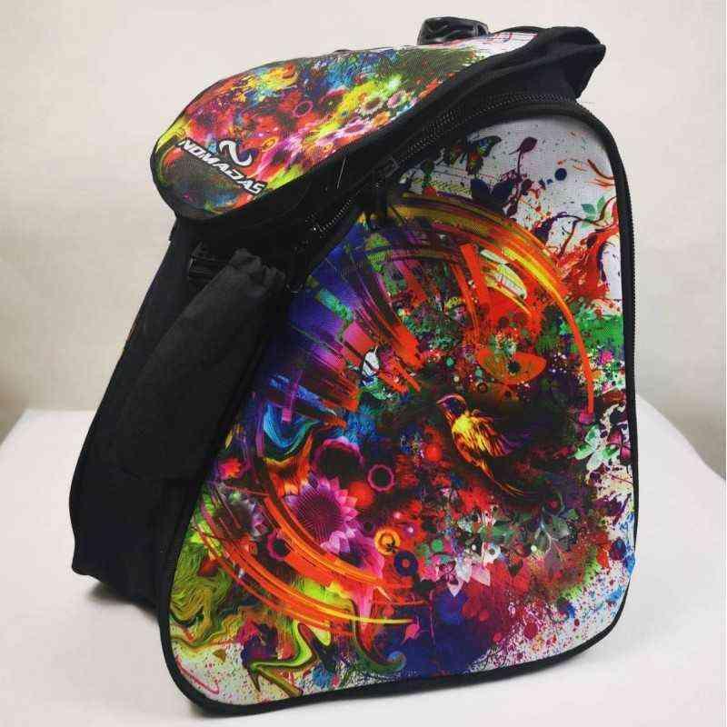 Magic padded skating backpack for girls, women, men, kids