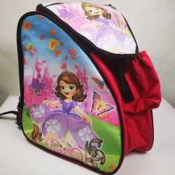 Princess Sofia II padded skating backpack for girls, women, men, kids