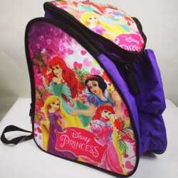 Princess padded skating backpack for girls, women, men, kids