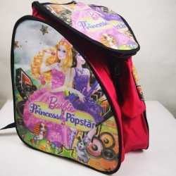 Barbie popstar padded skating backpack for girls, women, men, kids