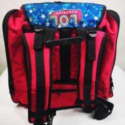 LOL Thermoformed skating backpack for girls, women, men, kids