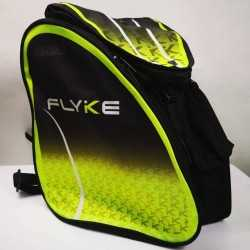 Flyke Green Thermoformed skating backpack