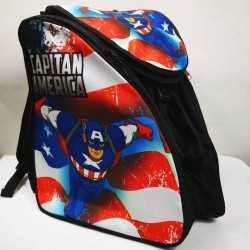 American captain Thermoformed skating backpack for girls, women, men, kids