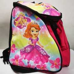 Princess Sofia padded skating backpack for girls, women, men, kids