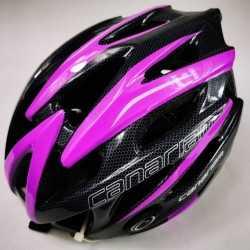casco de para patinar patinaje montar en ciclismo bicicleta para mujer niña dama unisex morado y negro