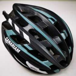 Helmet Canariam Beam turquoise green Skate and Cycling