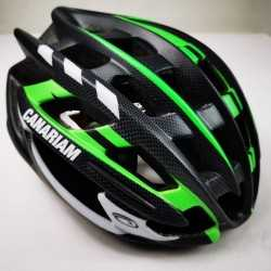 Helmet Canariam Beam green Skate and Cycling