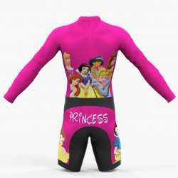 Princess skating suit